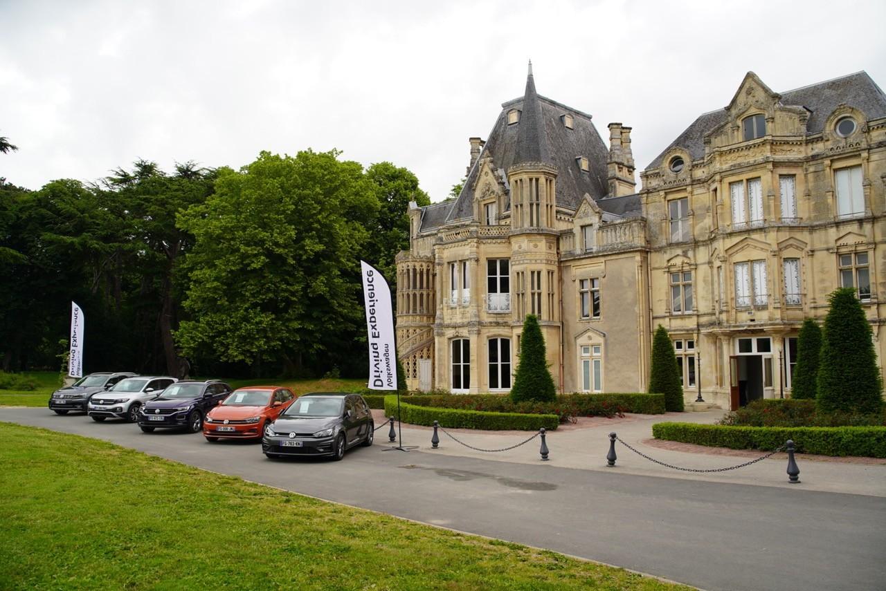 Volkswagen Caen : Les Journées Volkswagen Driving Expérience