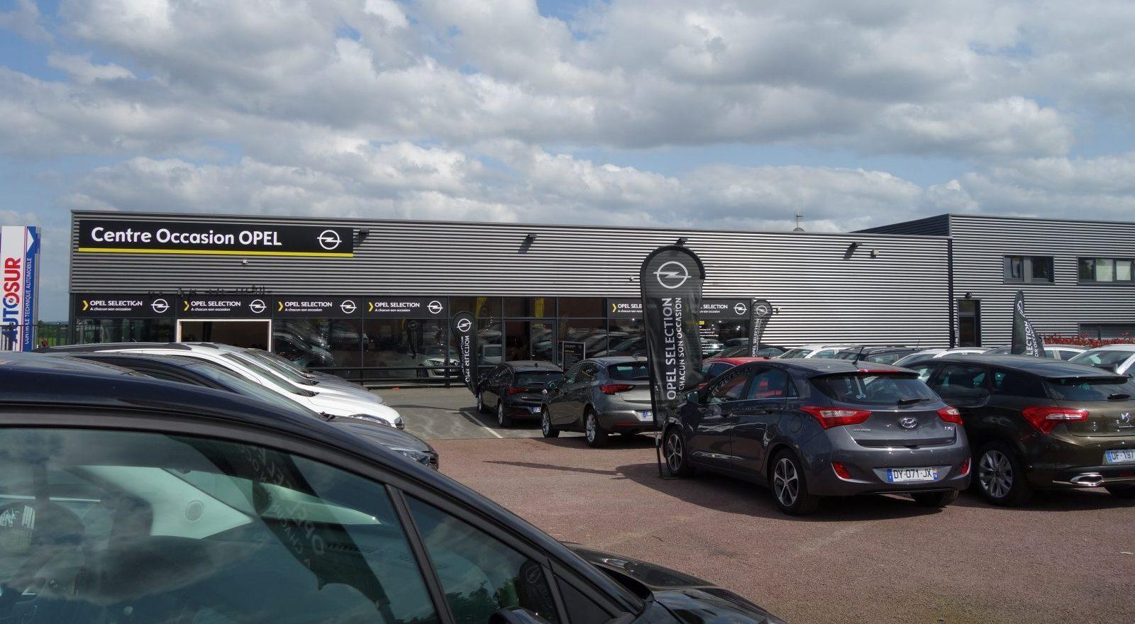 Centre Occasion Opel Caen