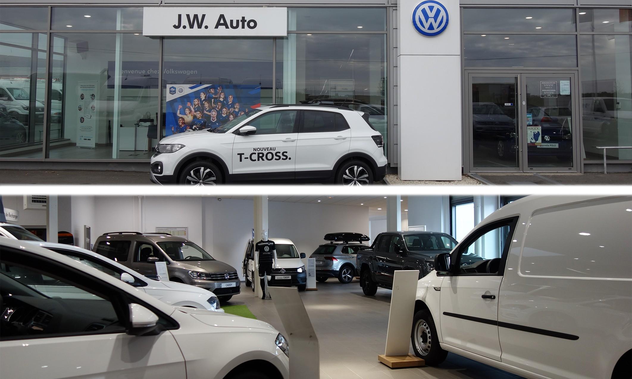 JW Auto Ifs Volkswagen Utilitaires