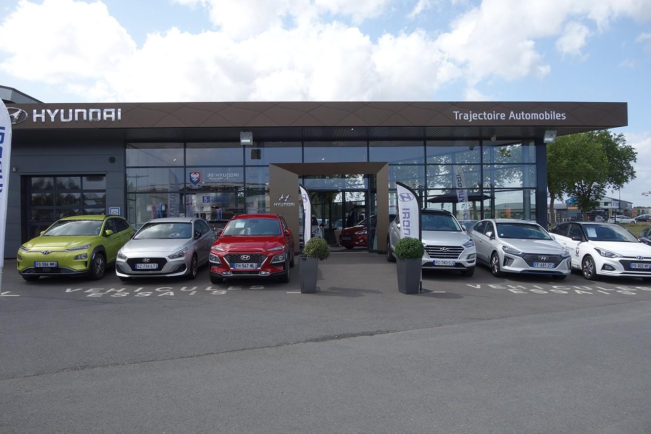 Entree Hyundai Caen