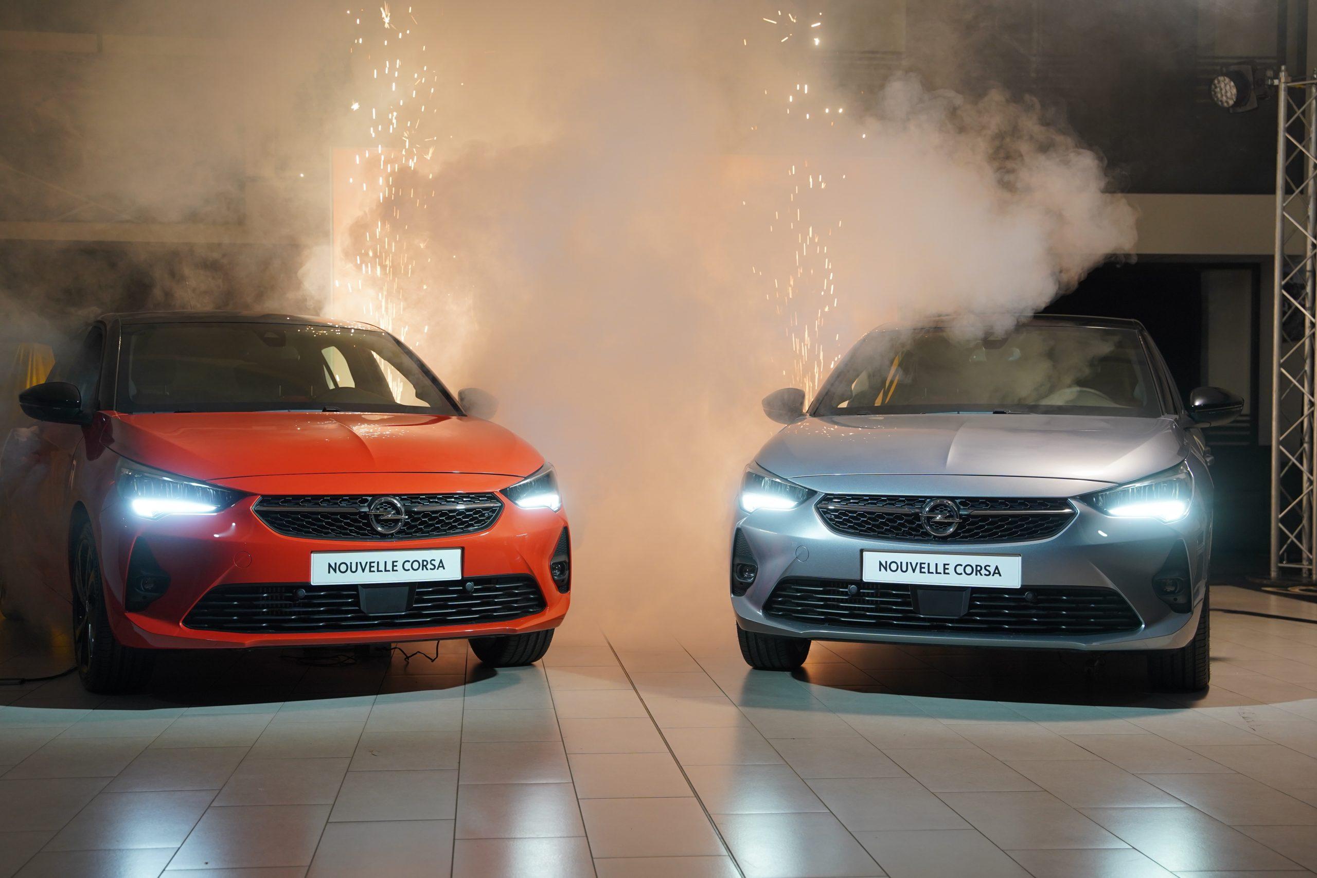 Lancement Nouvelle Opel Corsa
