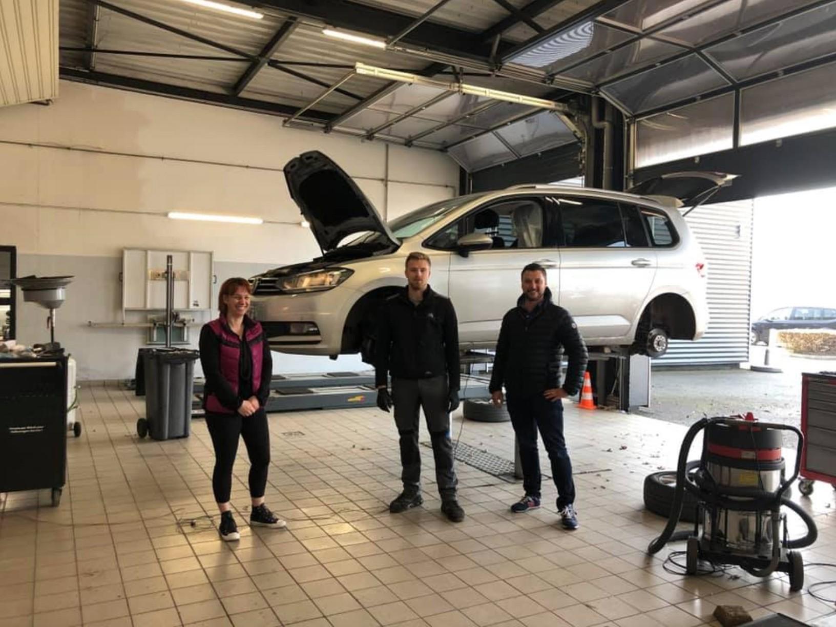 COVID-19 : Volkswagen Caen, toujours à votre service.