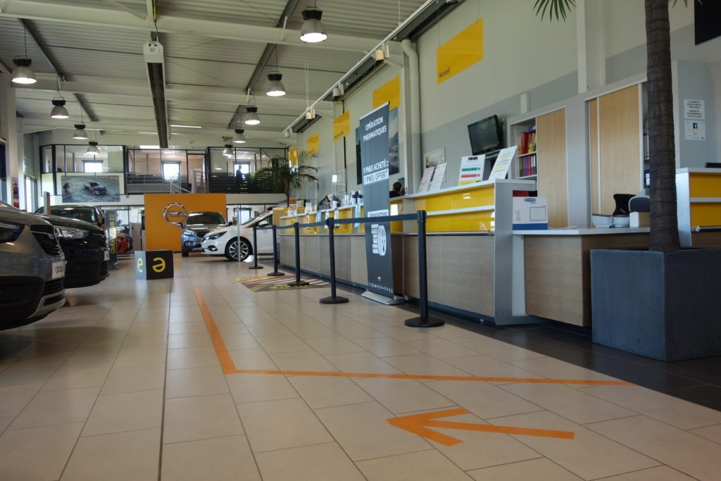 Concession Opel Apres Covid