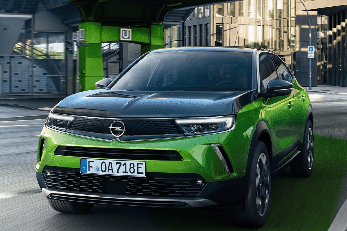 Découvrez le nouvel Opel Mokka