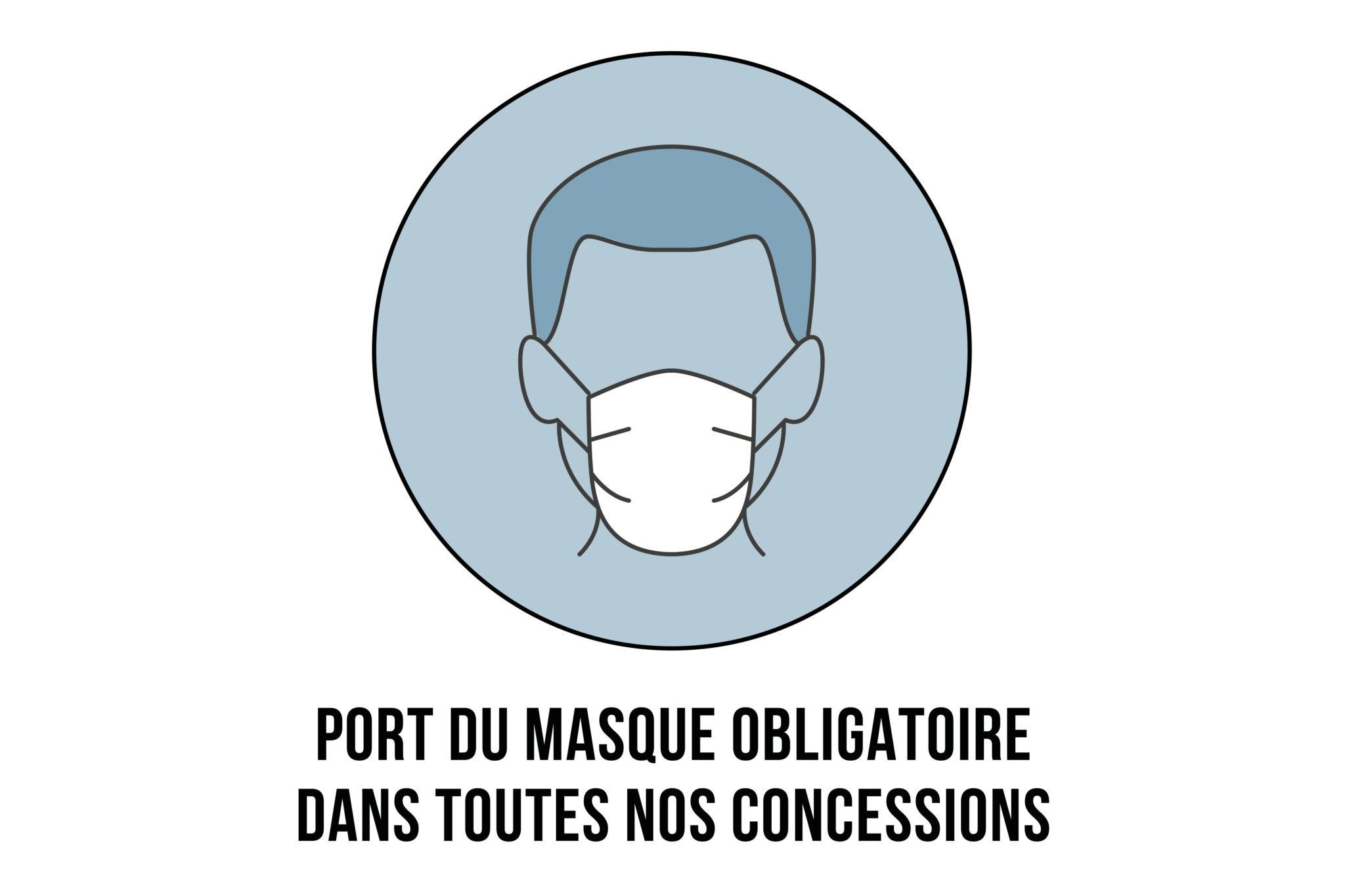 port masque