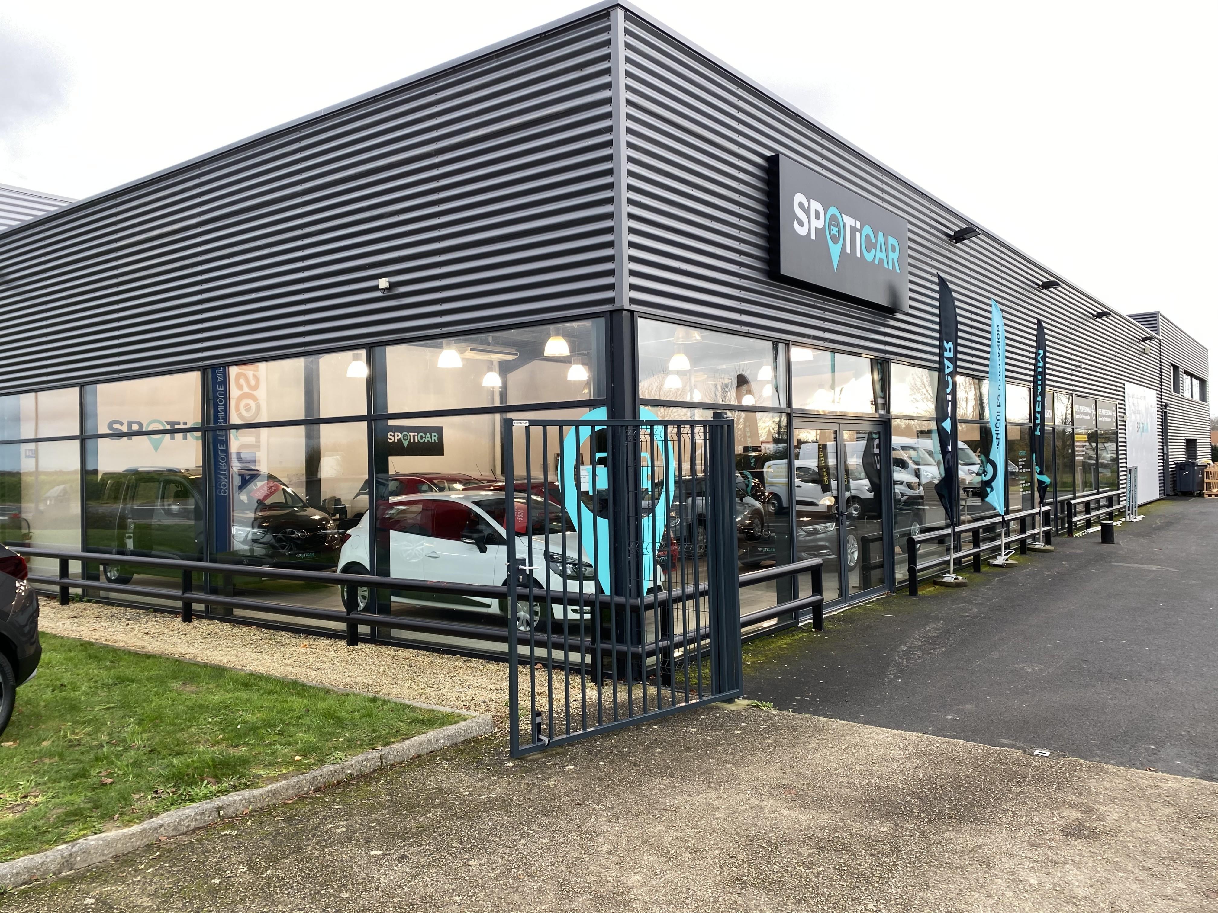 Ouverture de votre Nouveau Centre Occasion Spoticar OPEL à Caen