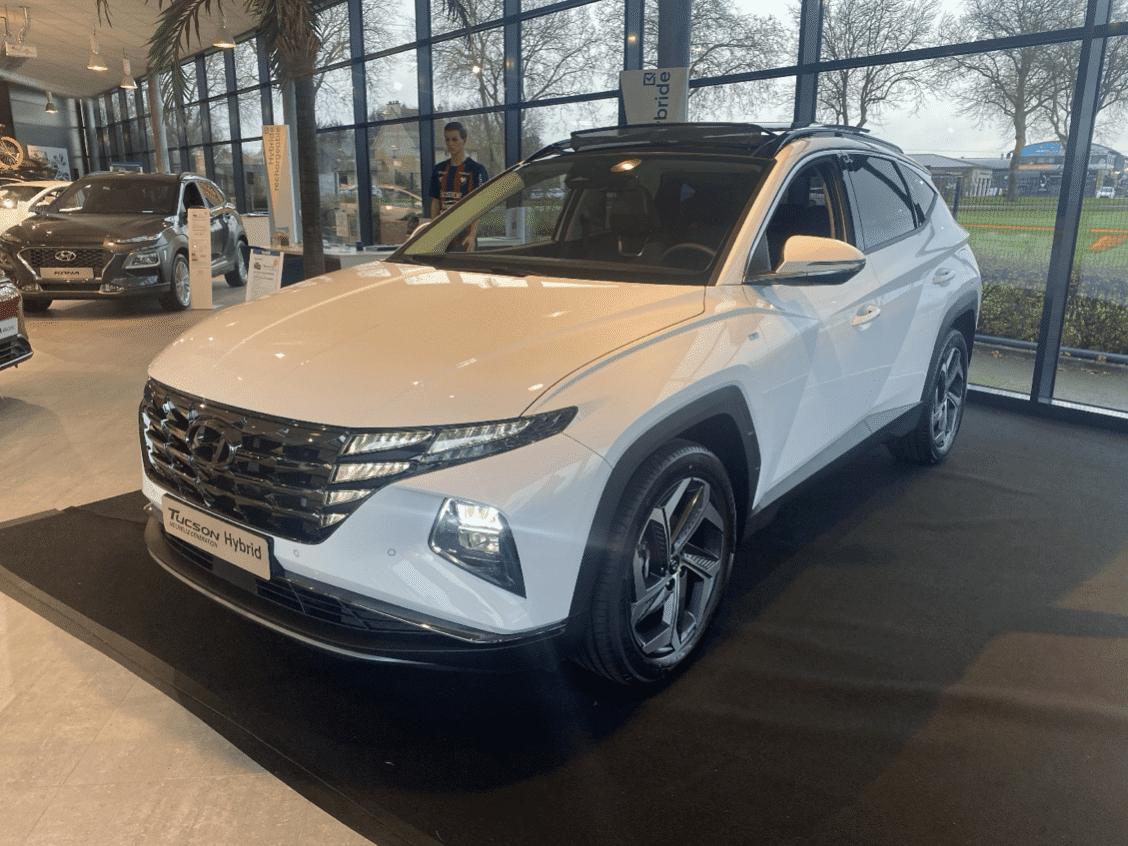 Découvrez le Nouveau Tucson dans vos concessions Hyundai à Caen, Bayeux et Lisieux.