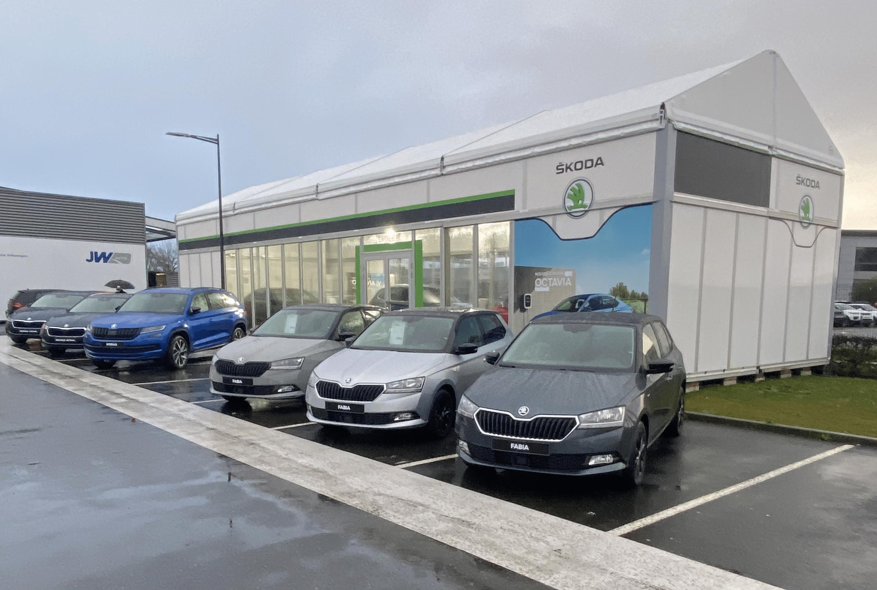 Nouveau ! Découvrez Škoda Caen, au Village à Biéville-Beuville