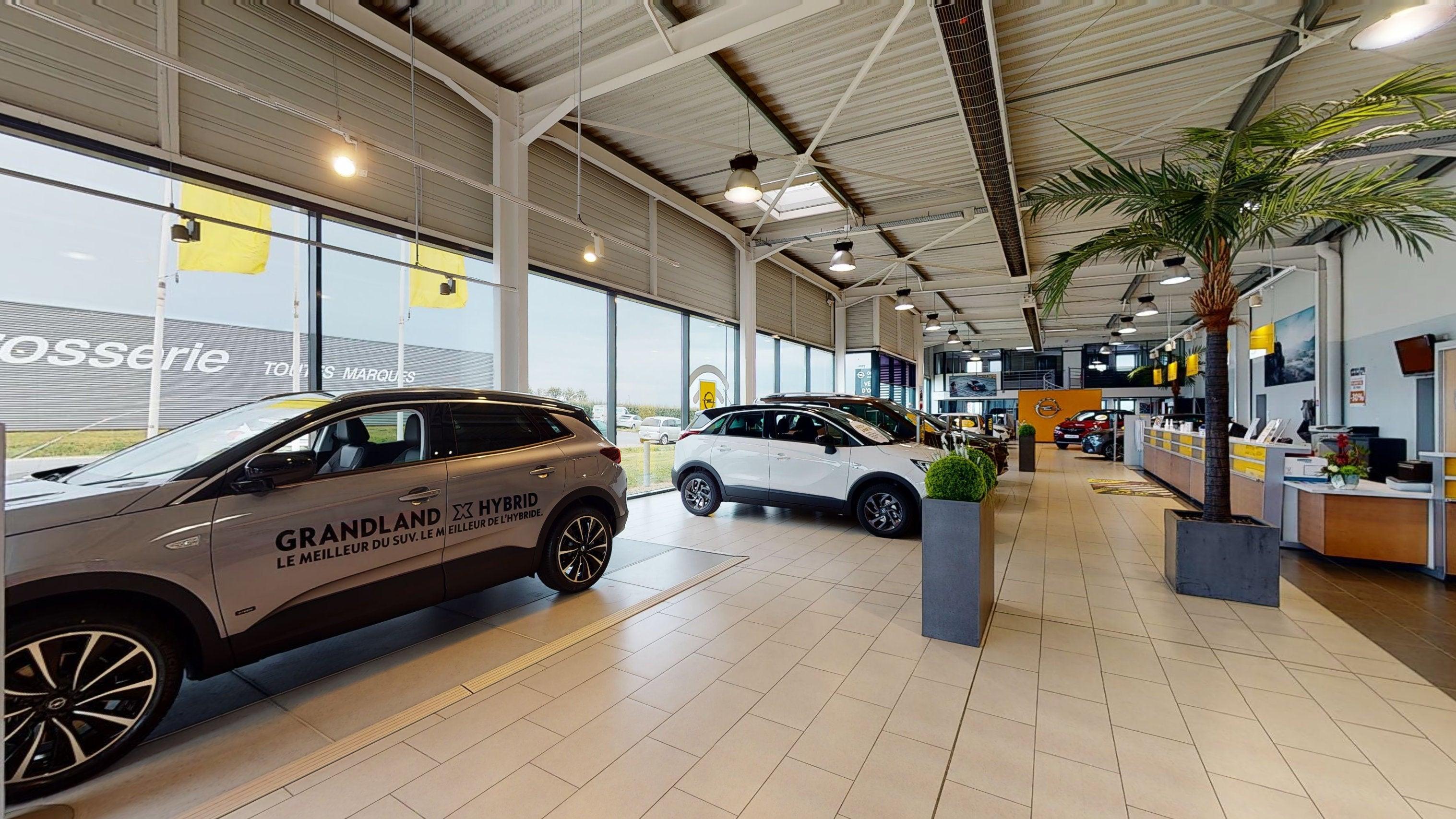 Opel Caen
