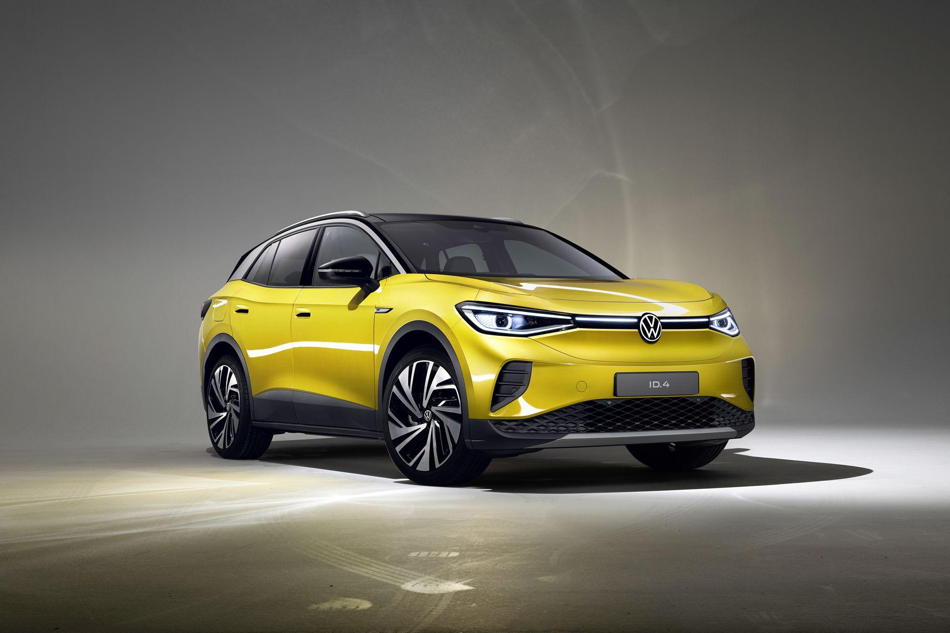 La nouvelle ID.4 s'installe dans vos concessions Volkswagen Caen et Bayeux.