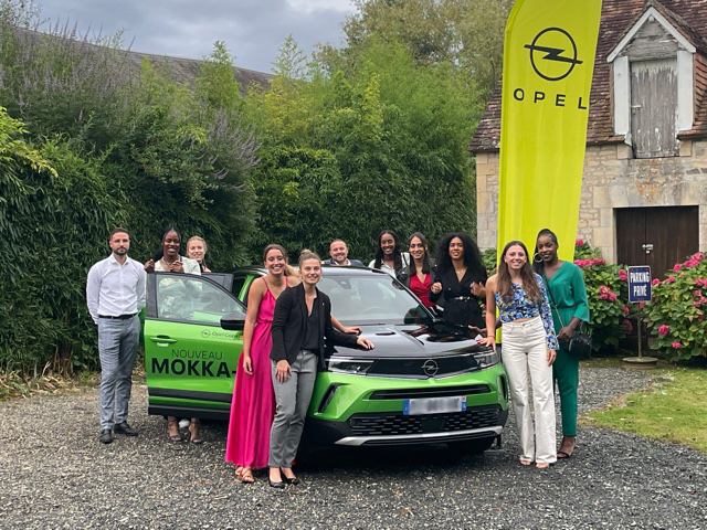 Opel Caen, partenaire de CB IFS, club de basket à Ifs.